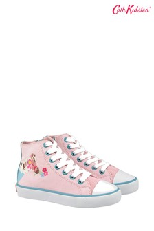 Cath Kidston® Kids Pony High Top Trainers