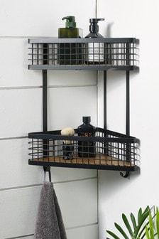 Bronx Corner Shelf Unit
