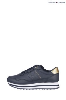 Tommy Hilfiger Blue Lifestyle Runner Sneakers