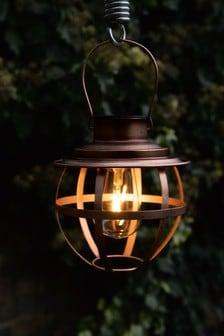 Salvage Solar Lantern