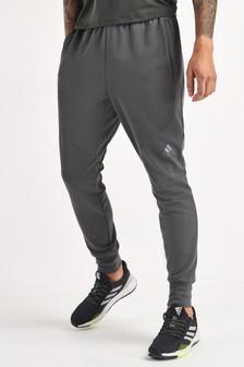 Sive pletene hlače za prosti čas adidas