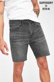 Superdry Black Conor Shorts