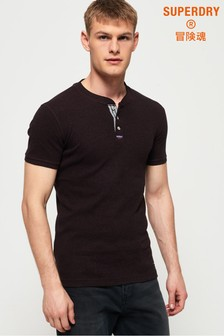 Superdry Heritage Henley Top