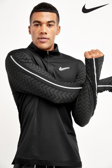 Nike Wild Run Element 1/2 Zip Top