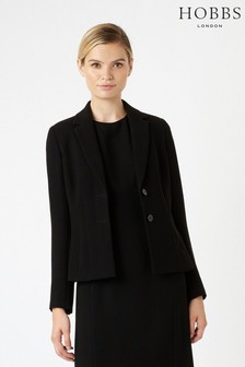 Hobbs Black Kiera Jacket