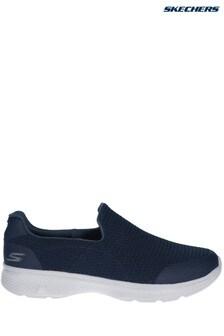 Skechers® Blue Go Walk 4 Trainers