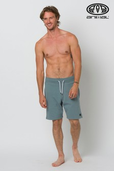 Animal Lead Grey Balance Sweat Shorts