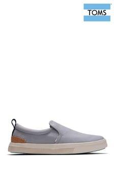 TOMS Grey Trvl Lite Slip-On Shoes