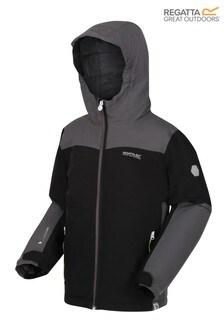 Regatta Black Junior Highton Padded Jacket