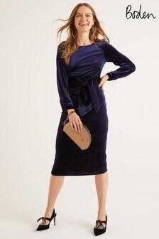 Boden Blue Julianna Dress