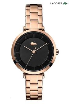 Lacoste Carnation Gold Geneva Watch