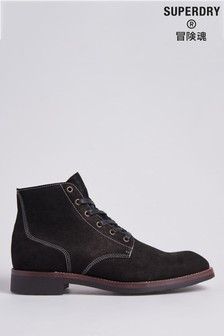 Superdry Officer Boots