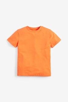 Crew Neck T-Shirt (3-16yrs)