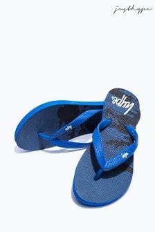Hype. Camo Fade Flip Flops
