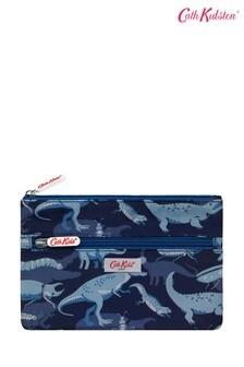 Cath Kidston® Wildlife Shadow Kids Double Zip Pencil Case