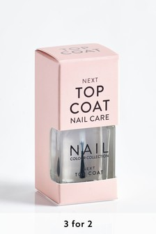 Top Coat Nail Varnish