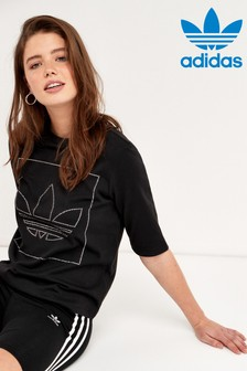 adidas Originals Black Fakten T-Shirt