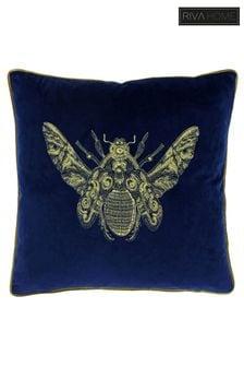 Riva Home Blue Cerana Cushion