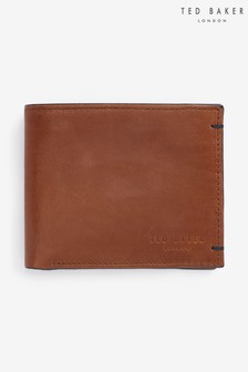 Ted Baker Red Suede Wallet