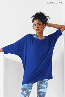 Mix/Asquith Be Grace Batwing Top