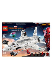 LEGO® Spider-Man™ Stark Jet And The Drone Attack