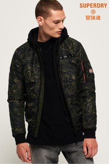 Superdry Rookie Flight Bomber Jacket