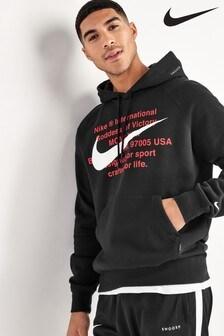 Nike Swoosh Pullover Graphic Hoody