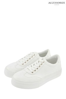 Accessorize White Chunky Trainers