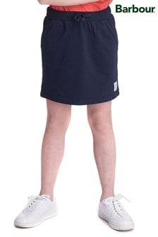 Barbour® Navy Otterburn Skirt