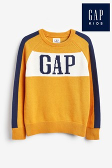 Gap Gold Intarsia T-Shirt