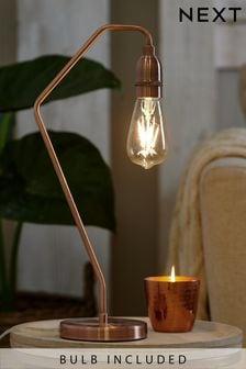 Copper Brooklyn Table Lamp
