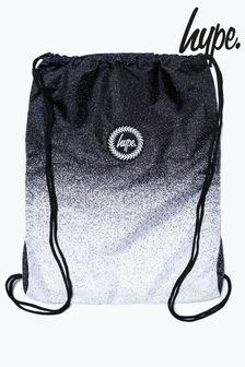Hype. Mono Speckle Drawstring Bag