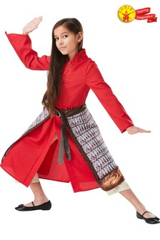 Rubies Live Action Mulan Costume
