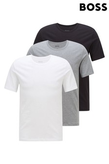 Boss T-Shirts, 3er-Pack