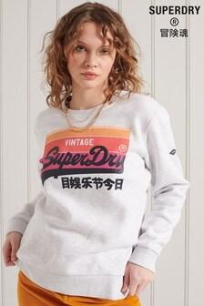 Superdry Vintage Logo Cali Sweatshirt