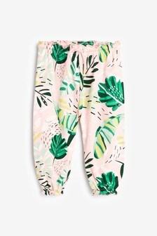 Palm Print Trousers (3mths-7yrs)