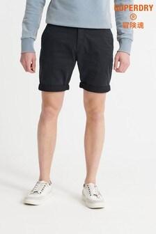 Superdry Navy Chino Shorts
