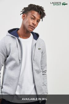 Lacoste® Sport Zip Through Hoodie