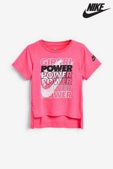 Nike Little Kids Pink Power T-Shirt
