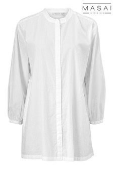 Masai White Iana Shirt