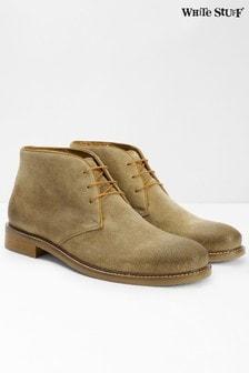 White Stuff Brown Brody Desert Boots