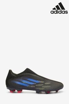 adidas Black X P3 Laceless Football Boots