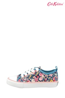 Cath Kidston® Kids Paper Ditsy Low Top Trainers