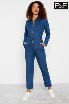 F&F Denim Boilersuit
