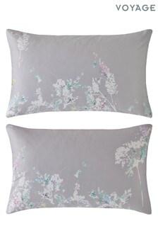 Set of 2 Voyage Fenadina Pillowcases
