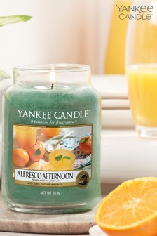 Yankee Candle Classic Large Alfresco Afternoon Candle