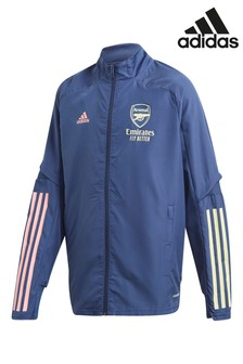 adidas Navy Arsenal 20/21 Pre Match Jacket