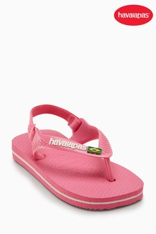 Havaianas® Shocking Baby Brasil Flip Flop