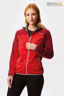 Regatta Red Womens Tarvos Softshell Jacket