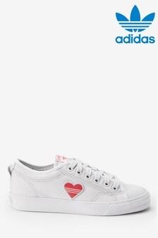 adidas Originals Heart Nizza Trainers